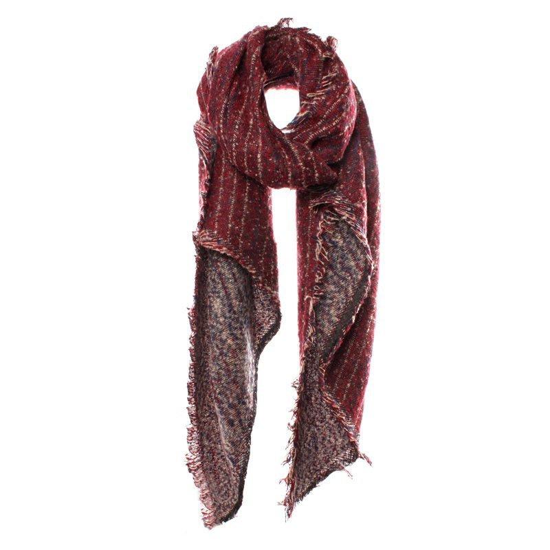 Sjaal Biba rood