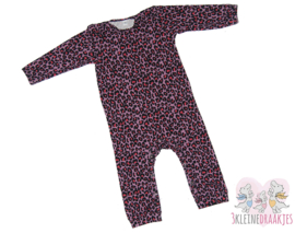 Jumpsuit Panter Roze