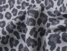 "Knoophaarbandje ""Safari"" Collection Grijs"