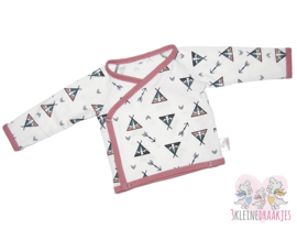 Newborn Set Tipi Roze