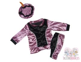 Pietenpak baby/peuter Licht-roze