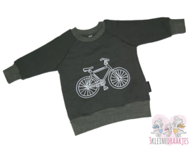 Sweater Bike Khaki