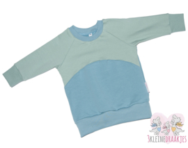 Sweater Arch Blue Mint