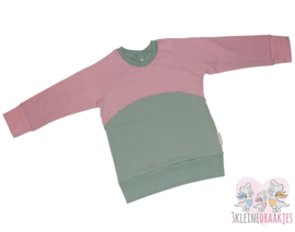 Sweater Arch Pink Mint