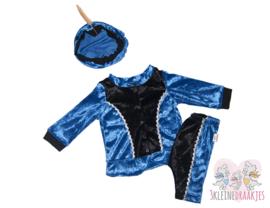 Pietenpak baby/peuter Donkerblauw