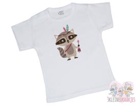 Shirt Boho Wasbeer