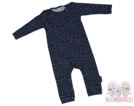Jumpsuit Panter Blue