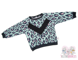 "Sweater ""Safari"" Collection Mint"