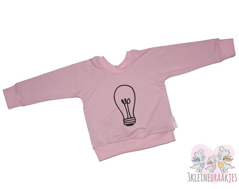 Sweater Lamp Roze