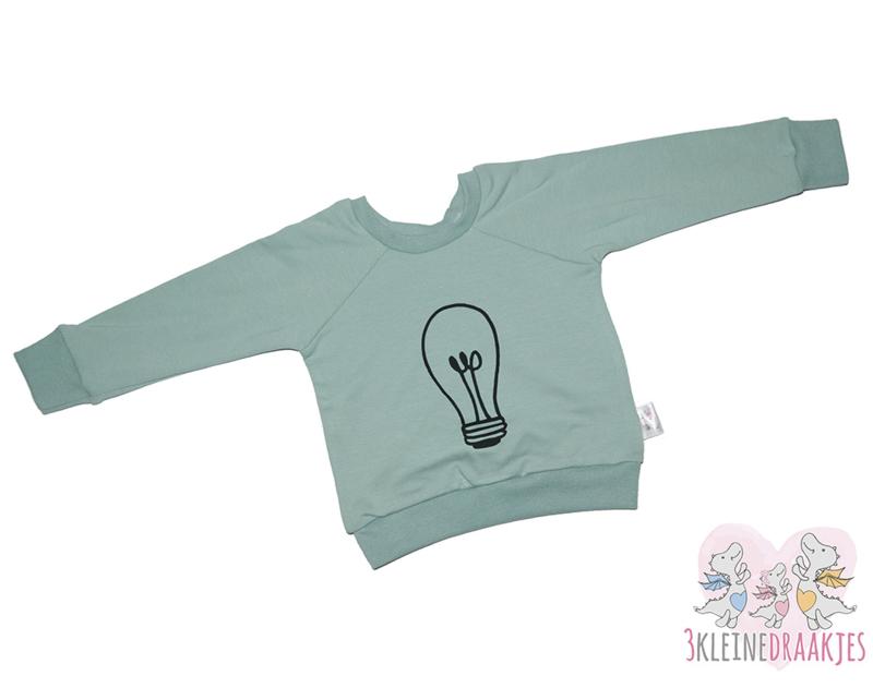 Sweater Lamp Mint