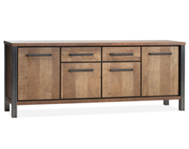 Dressoir MaxKing Lamulux 240 breed