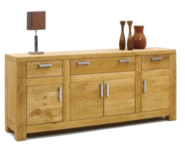 Dressoir Wessel Massief Eiken