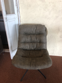 Fauteuil Martino Olive