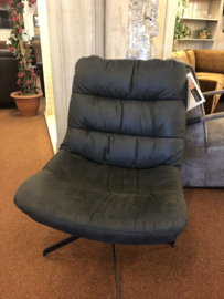 Fauteuil Martino Antraciet