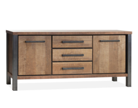 Dressoir MaxKing Lamulux 180 breed
