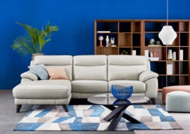Bankstel Sevilla 2+ longchair  | Diverse kleuren & Stoffen