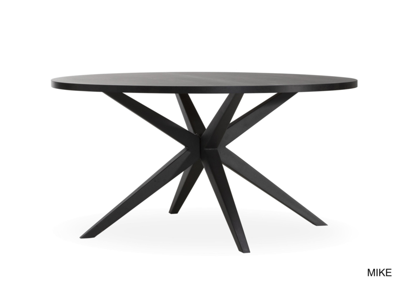MIKEAL EETTAFEL ROND  LAMULUX