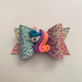 Miss Rainbow unicorn