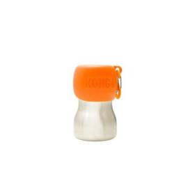 Drinkbus hond oranje 280 ml