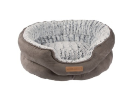 Snake Suede Basket 55x45x23 cm - M