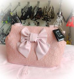 Muse roze draagtas