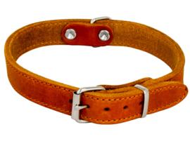 Halsband Cognac 60cmx30mm