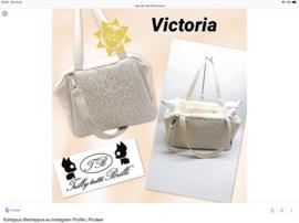 Victoria bag 47L x 25B x 30H