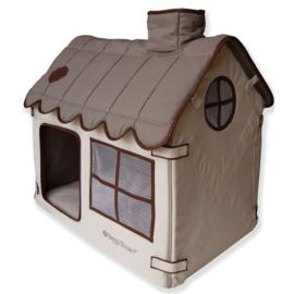 Luxe villa kat en hond happy house