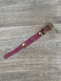 Legend Collar for dogs and cats pink XXS