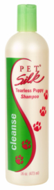Tearless Puppy Shampoo Pet Silk 473ml