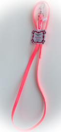 So chic leiband fuchsia fluo