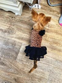 Dress Lamu leopard