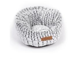 Snake Cocoon Basket 40x40x28 cm