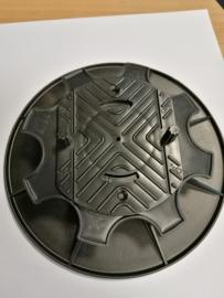 Balkdrager - verstelbaar 3,5-5cm