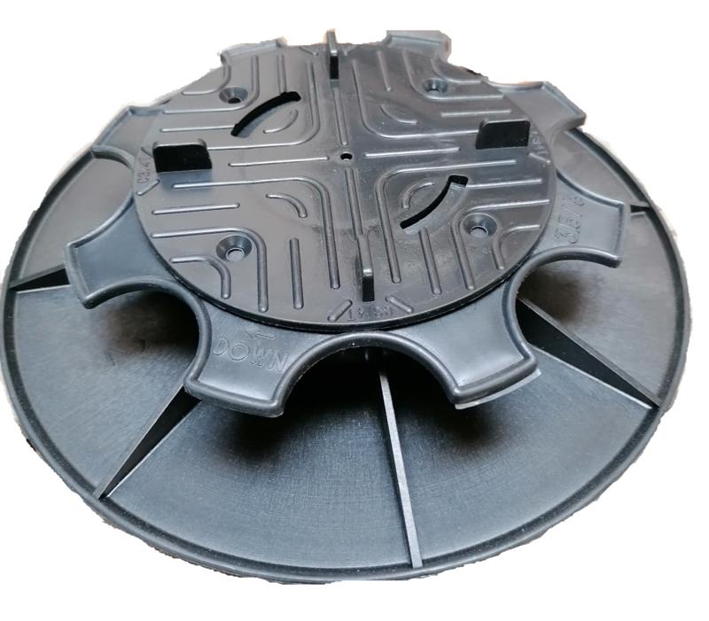 Tegel/balkdrager - verstelbaar 3,5-5cm