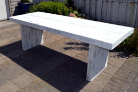 8 cm dik massieve tafel