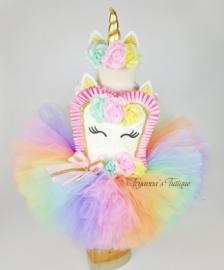 Unicorn pastel tutujurk