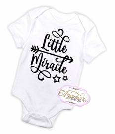 Newborn romper | Little miracle romper