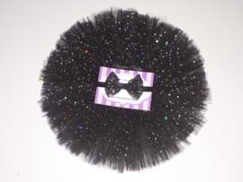 Cakesmash tutu rok   Sparkle zwart
