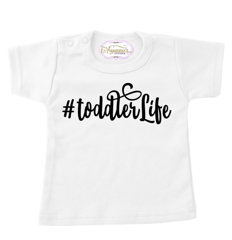 Unisex shirt   toddlerlife