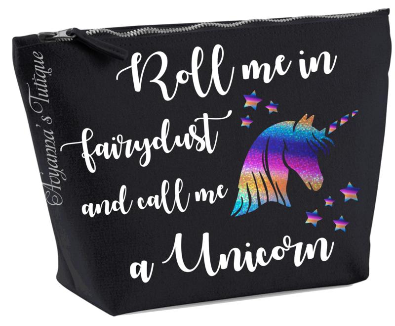 Toilettas fairydust unicorn