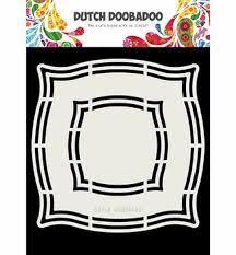 Dutch Doobadoo Dutch Shape Art Frame Elton A5