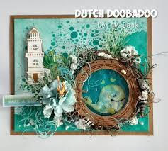 Dutch Doobadoo Dutch Mask Art zeepbellen A5