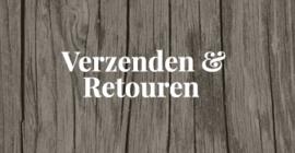 Verzendkosten & Retourneren