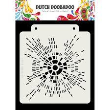 Dutch Doobadoo Mask Art Kialo A5