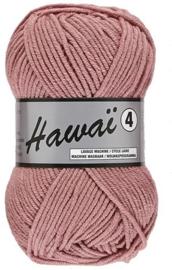 Hawai 4 garen oud rose