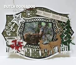 Dutch Doobadoo Dutch Shape Art frame ornament rechthoek A5