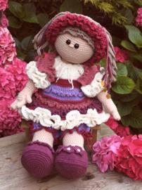 XXL Funny kledingset Gypsy Girl