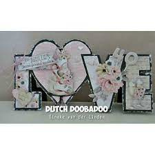 Dutch Doobadoo Dutch Card Art Love A5