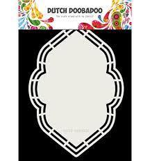 Dutch Doobadoo Dutch Shape Art Alycia A5